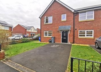 3 bed semi-detached house to rent in Gabriel Close, Manchester M12