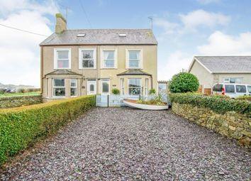 Thumbnail 3 bed semi-detached house for sale in Lon Isaf, Morfa Nefyn, Pwllheli, Gwynedd