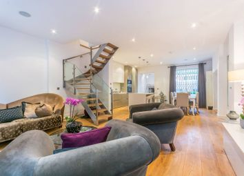 Thumbnail 3 bed flat to rent in Bristol Gardens, Little Venice
