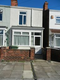 Thumbnail 2 bed end terrace house to rent in Whites Road, Cleethorpes