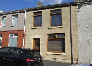 Thumbnail 2 bed terraced house for sale in Verig Street, Manselton, Swansea, City & County Of Swansea.
