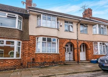 Thumbnail 3 bed terraced house for sale in Freehold Street, Kingsthorpe, Northampton