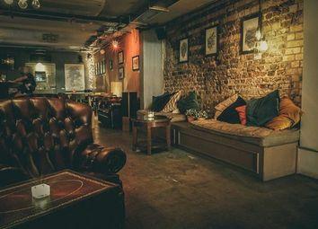 Thumbnail Pub/bar to let in Brick Lane, London