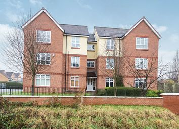 Thumbnail 2 bed flat for sale in Mill Chase Road, Wakefield