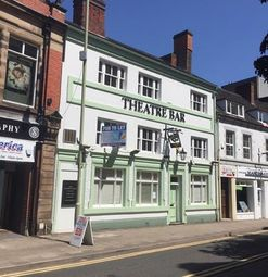 Thumbnail Pub/bar for sale in Theatre Bar, 3 Eastgate Street, Stafford, Staffordshire