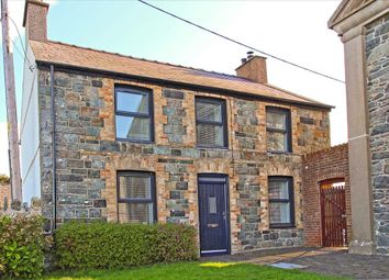 Thumbnail 3 bed detached house for sale in Bethel, Caernarfon