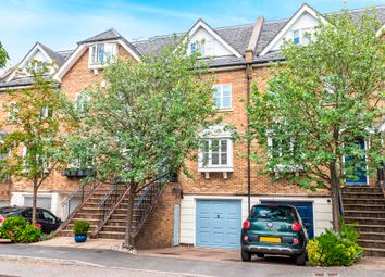 Thumbnail 4 bed terraced house for sale in Molteno Road, Nascot Wood, Watford