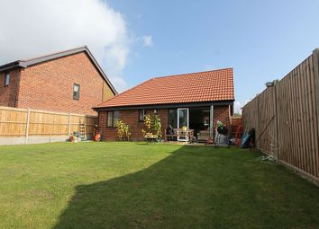 Thumbnail 2 bed detached bungalow for sale in Trumpeter Rise, Norwich, Norfolk