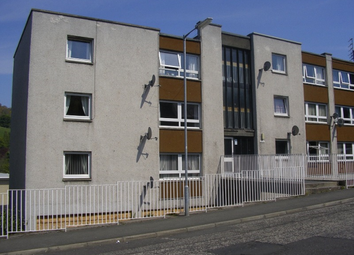 Thumbnail 2 bed flat to rent in Croft Street, Galashiels, Borders, 3Bj