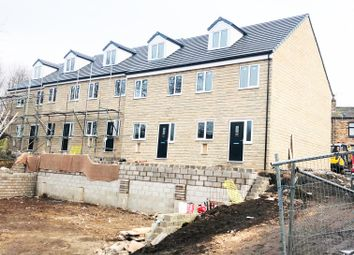 Thumbnail 3 bed town house for sale in James Street, Liversedge