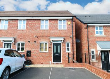 Thumbnail 2 bed end terrace house for sale in Crown Works Crescent, Shirley, Solihull