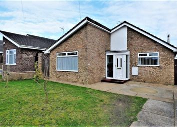 Thumbnail 3 bed detached bungalow for sale in Grampian Way, Oulton