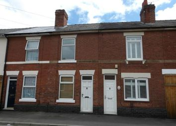 Thumbnail 2 bed terraced house for sale in Commerce Street, Alvaston, Derby