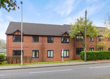 Thumbnail 1 bed flat for sale in Sandpiper Close, Cannock, Staffordshire