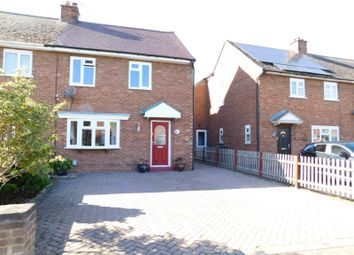Thumbnail 3 bed semi-detached house for sale in Kingsway, Stotfold, Herts