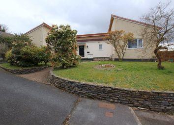 Castle Hill Gardens, Bodmin PL31. 4 bed bungalow for sale