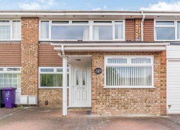 Thumbnail 3 bed terraced house for sale in Keats Close, Royston, Hertfordshire