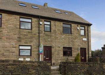 Thumbnail 4 bed town house for sale in Roper Lane, Queensbury, Bradford