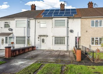 3 bed terraced house for sale in Laxton Road, Hunts Cross, Liverpool L25