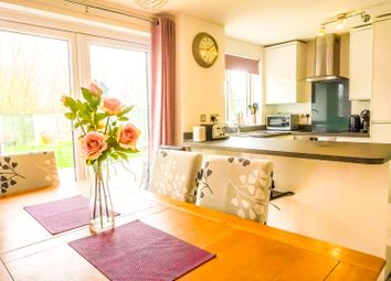 Thumbnail 2 bed semi-detached house for sale in Cleveland, Milton Keynes