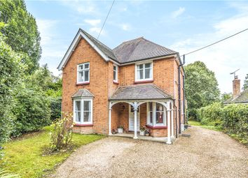 Thumbnail 3 bed detached house for sale in Heather Way, Chobham, Woking, Surrey