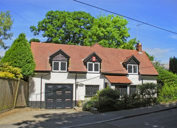 Thumbnail 3 bed detached house for sale in Church Lane, Sway, Lymington