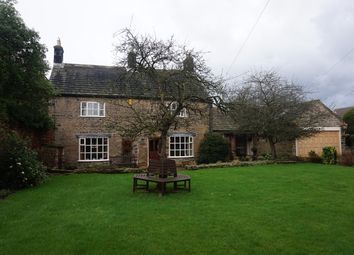 Thumbnail 4 bed detached house for sale in Huddersfield Road, West Bretton, Wakefield