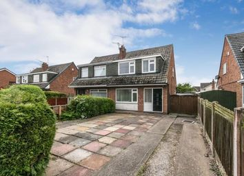 Thumbnail 3 bed semi-detached house for sale in Wetherby Way, Little Sutton, Ellesmere Port, Cheshire