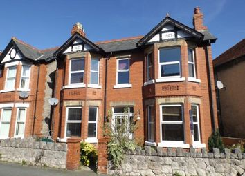 Thumbnail 3 bed detached house for sale in Cadwgan Road, Old Colwyn, Colwyn Bay, Conwy