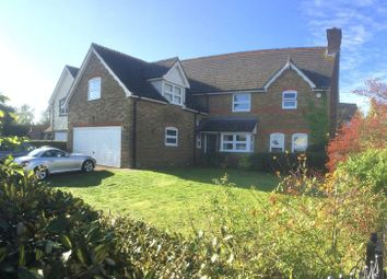 Thumbnail 5 bed detached house for sale in Hotham Close, Swanley