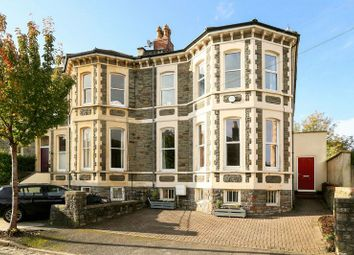 Thumbnail 4 bed end terrace house for sale in St. Ronans Avenue, Redland, Bristol