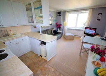Thumbnail 1 bed flat to rent in Joules House, Christchurch Ave, London