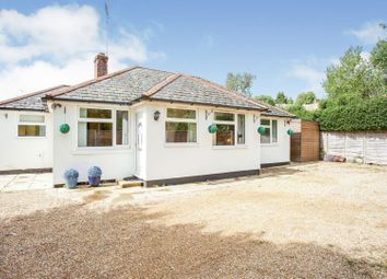 3 bed detached bungalow for sale in Mytchett Road, Mytchett GU16