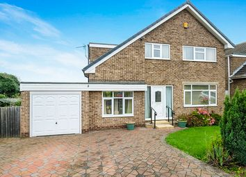Thumbnail 4 bed detached house for sale in West Bank Drive, South Anston, Sheffield