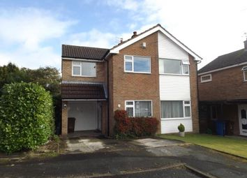Thumbnail 4 bedroom link-detached house for sale in Ayr Close, Hazel Grove, Stockport, Cheshire