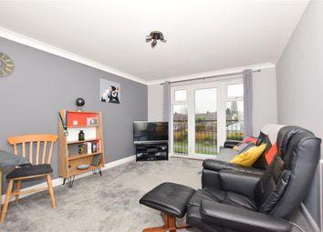Thumbnail 2 bed flat for sale in Richmond Meech Drive, Kennington, Ashford, Kent