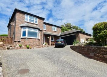 Thumbnail 4 bed detached house for sale in Culloden, Abbey Road, St. Bees, Cumbria