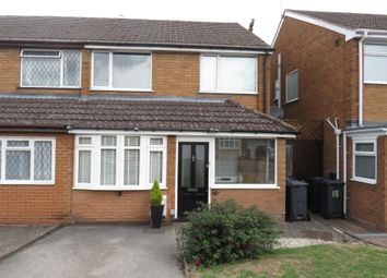 Thumbnail 3 bed semi-detached house for sale in Hartswell Drive, Kings Heath, Birmingham