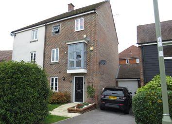 Thumbnail Semi-detached house for sale in Appleton Drive, Basingstoke