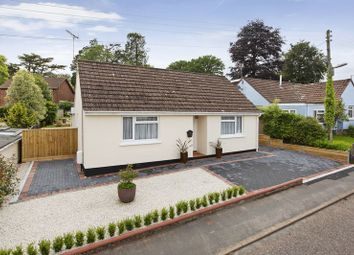Thumbnail 2 bedroom detached bungalow for sale in Broomhill, Tiverton