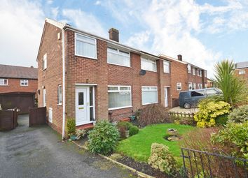 Thumbnail 3 bed semi-detached house for sale in North Cote, Ossett