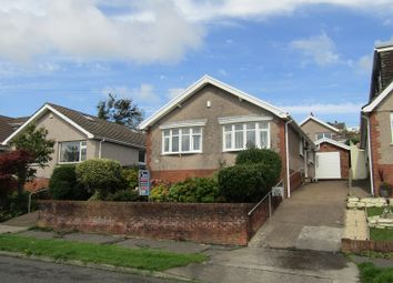 Thumbnail 3 bed detached bungalow for sale in Gelligwyn Road, Morriston, Swansea, City And County Of Swansea.