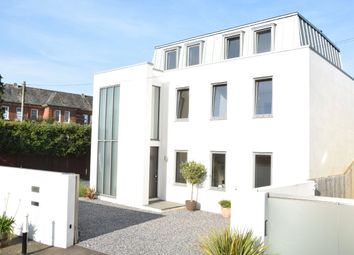 Thumbnail 4 bedroom detached house for sale in Baring Crescent, St. Leonards, Exeter