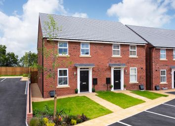 "Thumbnail 3 bed semi-detached house for sale in ""Ashurst"" at Alethea Farm Place, Tilbury Road, Tilbury Juxta Clare, Halstead"