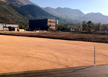 Thumbnail Land for sale in P-00230 / Attractive Flat Plot In The Affluent Commercial Area, Liješevići, Kotor, Montenegro