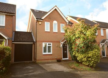 Thumbnail 4 bedroom detached house for sale in Madox Brown End, College Town, Sandhurst