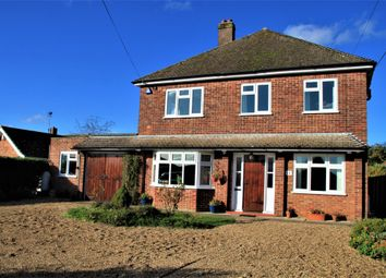 Thumbnail 4 bed detached house for sale in Haspalls Road, Swaffham
