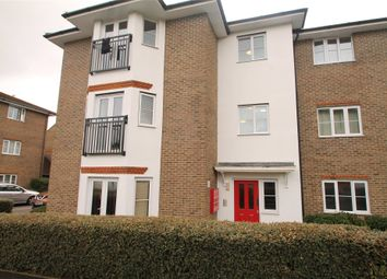 Thumbnail 2 bedroom flat to rent in Castlemaine Avenue, Gillingham, Kent