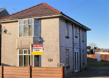 Thumbnail 4 bed detached house for sale in Llwyn Derw, Fforestfach, Swansea