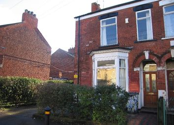 Thumbnail 3 bed property to rent in Lambert Street, Newland Avenue, Hull